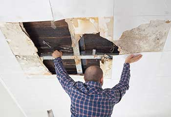 Drywall Ceiling Repair - Mint Canyon